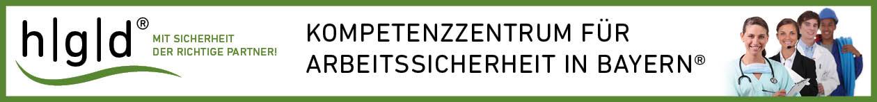 hgd – Kompetenzzentrum für Arbeitssicherheit in Bayern ®